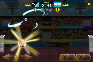 Super Saiyan VS Argentina 2