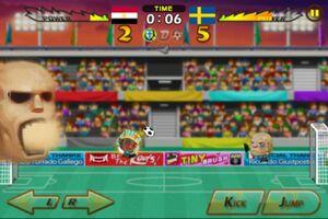 Egypt VS Sweden 0