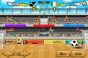 Super Saiyan VS Ireland 6