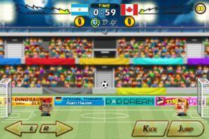 Argentina VS Canada