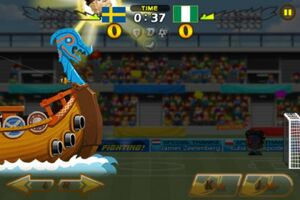 Sweden VS Nigeria 4