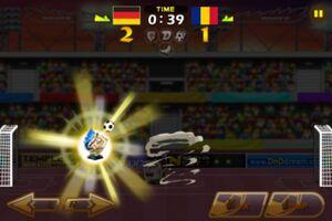 Germany VS Romania 3