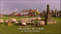 The Heart of a Man title card
