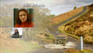 Aislin Muckin as Dr Liz Merrick in the 2004 Opening Titles 2