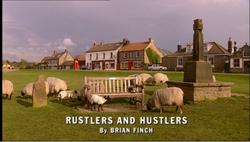 Rustlers and Hustlers title card