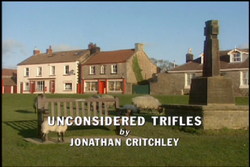 Unconsidered Trifles title card