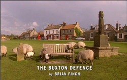 The Buxton Defence title card