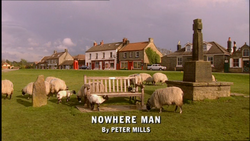 Nowhere Man title card