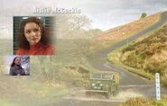 Aislin McGuckin as Dr Liz Merrick in the 2004 Opening Titles