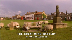 The Great Ming Mystery title card