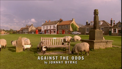 Against the Odds title card