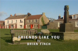 Friends Like You title card
