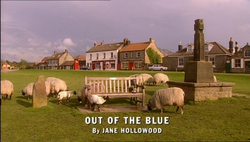 Out Of the Blue title card