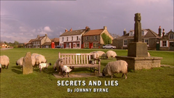Secrets and Lies title card