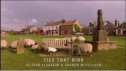 Ties That Bind title card