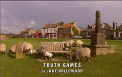 Truth Games title card