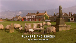 Runners and Riders title card