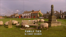 Family Ties title card