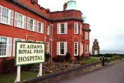 St. Aidan's Royal Free Hospital