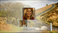 Tricia Penrose as Gina Ward in the 2005 Opening Titles