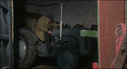 David and the tractor