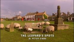 The Leopard's Spots title card