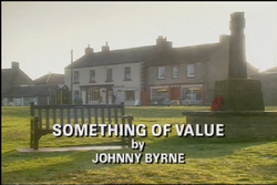 Something of Value title card