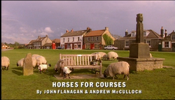 Horses for Courses title card
