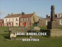 Local Knowledge title card