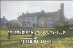 An American In Aidensifeld title card