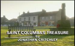 Saint Columba's Treasure title card