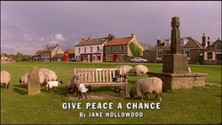 Give Peace a Chance title card