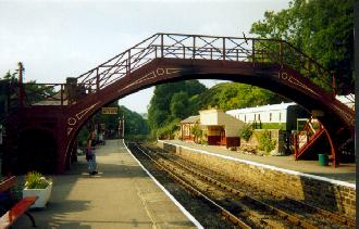 Aidensfield Railway Station