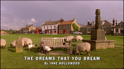 The Dreams That You Dream title card
