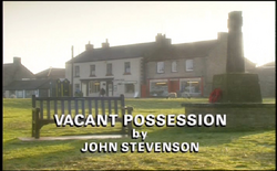 Vacant Possession title card