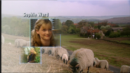 Sophie Ward as Dr Helen Trent in the 2004 Opening Titles