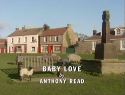 Baby Love title card