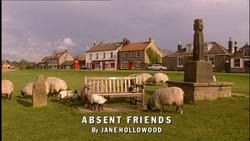 Absent Friends title card