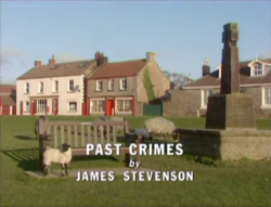 Past Crimes title card