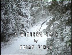 A Winter's Tale title card