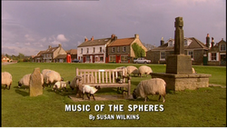 Music Of the Spheres title card