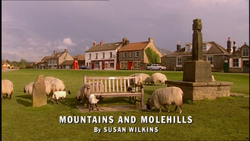 Mountains and Molehills title card