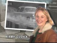 Niamh Cusack as Dr Kate Rowan in the 1995 Opening Titles