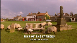 Sins Of the Fathers title card