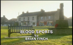 Blood Sports title card