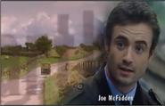 Joe McFadden as PC Joe Mason in the 2007 Opening Titles 2