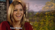 Tricia Penrose as Gina Bellamy in the 2010 Opening Titles