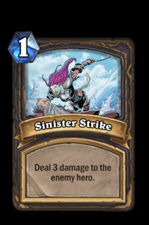 SinisterStrike