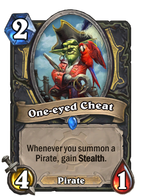 OneeyedCheat