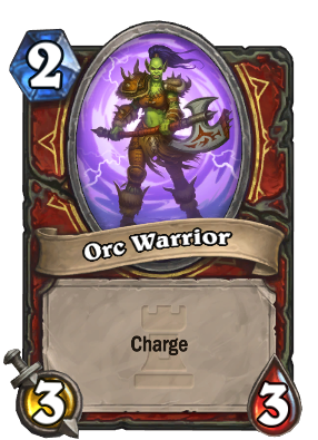 Orc Warrior - Heroic